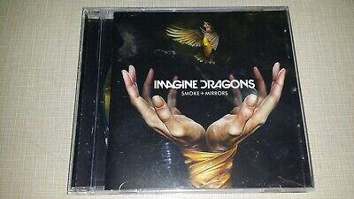 Smoke + Mirrors By Imagine Dragons Cd 2015 Interscope Music Album Songs 13 Track