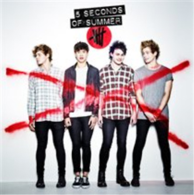 5 Seconds of Summer-5 Seconds of Summer (UK IMPORT) CD NEW