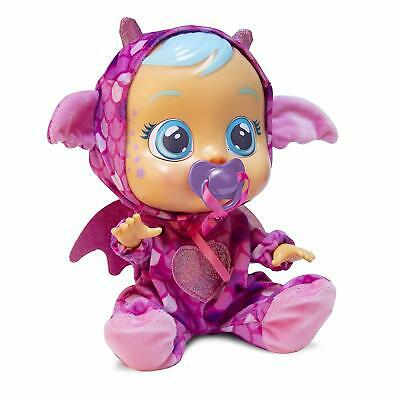 Cry Babies Bruny The Dragon Doll - Amazon Exclusive