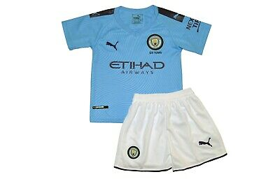 Kit Manchester City Home For Kids New With Tags 2019/20 Season Limited Stock