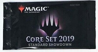 Magic the Gathering Core Set 2019 Standard Showdown Pack x1