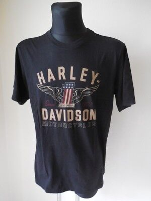 Harley Davidson Genuine Classic Wings No.1 T-Shirt Shirt Tee 99033-17VM