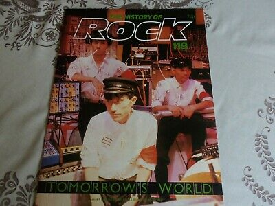 History Of Rock Magazine   Number  119