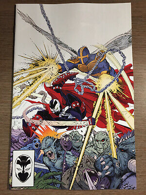 Spawn #299 - Virgin Variant Cover - 1St Print - Image (2019) Homage Amazing