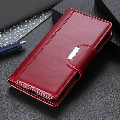 ZTE Blade A5 2019, Luxury Magnetic Flip Leather Wallet Stand Card TPU Cover Case