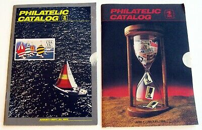 USPS PHILATELIC CATALOGS ~ 1983 and 1984 Issues