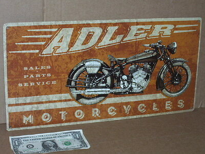 ADLER Motorcycle - This Brand of Motorcycle that was on AMERICAN PICKERS TV SHOW