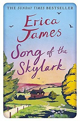 Song of the Skylark by James, Erica, NEW Book, FREE & FAST Delivery, (Paperback)