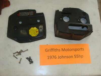 JOHNSON EVINRUDE 8 Hp Outboard Motor 4 Stroke Airbox Airhorn