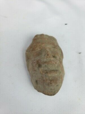 Pre-Columbian pottery fragment, part of collection #1