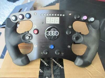 FANATEC CLUBSPORT STEERING Wheel F1 2019 with Podium magnetic