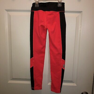 Under Armour Girls Youth Gear Compression Athletic Pants XS