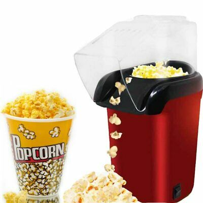 Mini Electric Pop corn Maker Machine Household Home DIY Popper Children Gift pic
