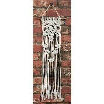 Small Format Macrame Kit-lacy Squares