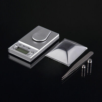 Portable 10g/0.001g Precision Digital Scale Gold Jewelry Weight Balance New  cn