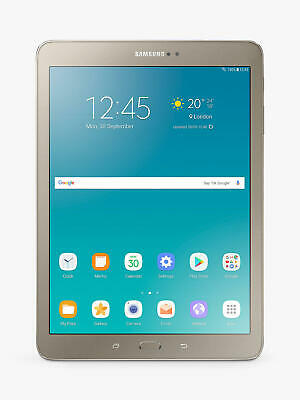 "Samsung Galaxy Tab S2, Octa-core, Android, 9.7"", Wi-Fi, 32GB, Gold (705995)"