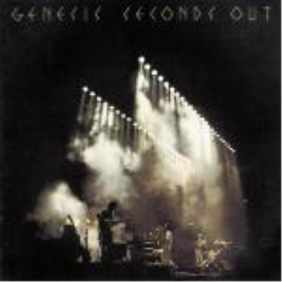 Genesis-Seconds Out (UK IMPORT) CD NEW