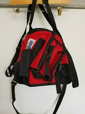 Grass Fire Equipment Radio Chest Harness
