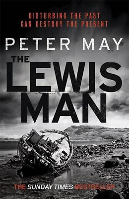 The Lewis Man: Book Two of the Lewis Trilogy, May, Peter, Good Condition Book, I