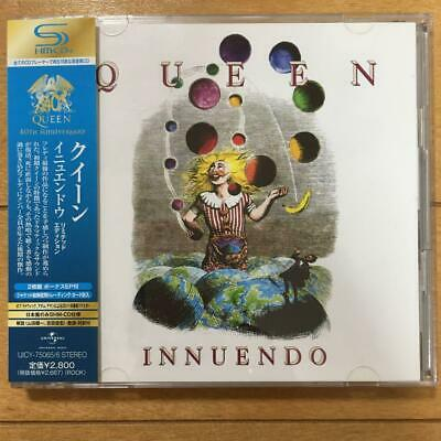 Queen / Innuendo with bonus EP 2 sheets with trading card with obi Japan Ltd/Ed
