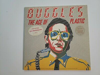 Buggles - The Age Of Plastic - Used Promo LP - Never Played - 1st US Pressing