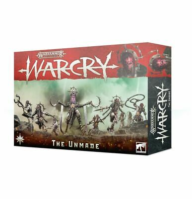 Warhammer Age of Sigmar Warcry The Unmade Pre Order