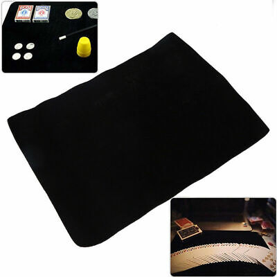 Professional Card Mat Playing Card Magic Tricks Close Up Stage Party Show Smooth