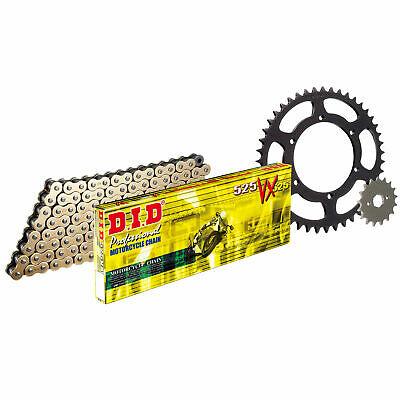 DID Upgrade Chain And Sprocket Kit Suit Kawasaki ZZR600 2007