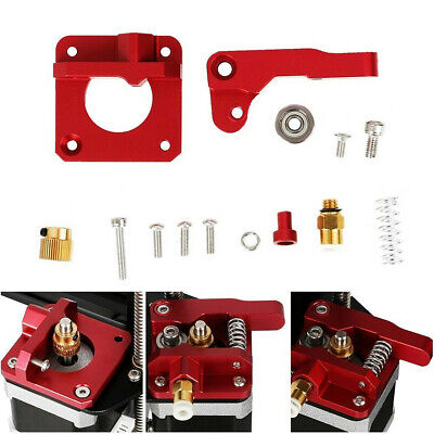 Extruder Upgrade Drive Feed Kits Aluminum For Creality Ender 3 CR-10S 3D Printer