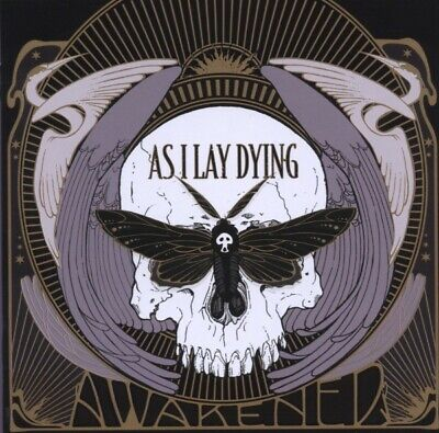 As I Lay Dying - Awakened CD Metal Blad NEW