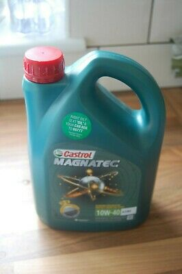 Castrol MAGNATEC 10W - 40 (A3/B4) Engine Oil - 2L - (NEW) Collection Only