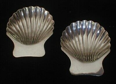 Maciel Mexico / Mexican scallop / shell shaped nut dishes - 2