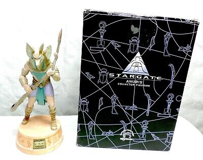 1994 Applause STARGATE - Horus - Collector Statue Figure Limited Edition Signed
