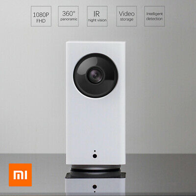 Indoor Xiaomi Dafang 1080P 120° Smart IP Camera Wi-Fi Full HD Motion Detection