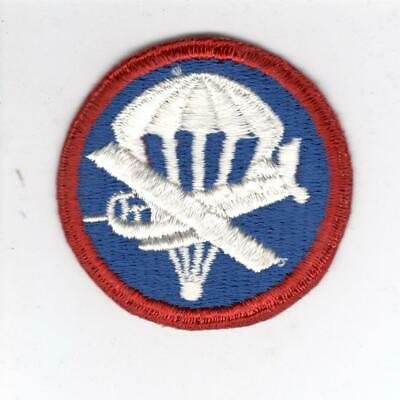 WWII 82ND AIRBORNE Patch 505th PIR Oval & Parachute Glider Cap Patch