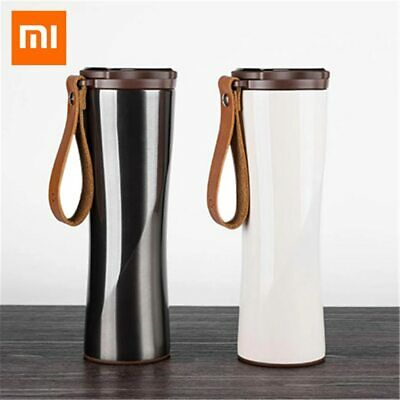 Simple Stainless Steel Intelligent Thermal Vacuum Water Bottle frm Xiaomi Youpin