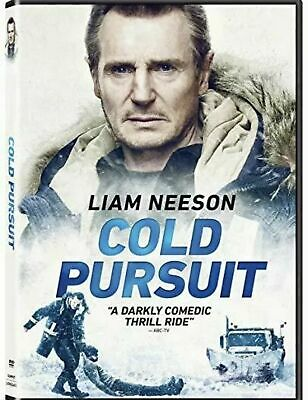Cold Pursuit (New,2019,dvd,release) Revenge Is Best Served Cold,free Shipping...