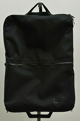 """The North Face Rolling Shuttle Series 22"""" Wheeled Laptop Travel Suitcase Black"""
