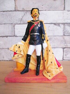 King Ludwig King from Bavaria Poly Collection Figurine 20 cm New