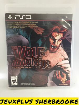 The Wolf Among Us (Sony PlayStation 3, 2014)