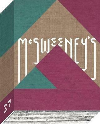 McSweeney's Issue 37 by McSweenys (English) Hardcover Book Free Shipping!