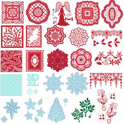 Christmas collection Frame Angel Metal Cutting Dies New 2019 Stencils for DIY Sc