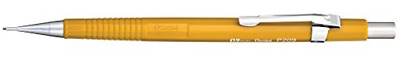 Sharp Automatic Drafting Pencil, 0.9 mm, Yellow (P209G)