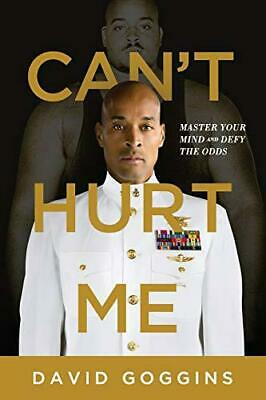 Can't Hurt Me: Master Your Mind and Defy the Odds by Goggins, David, NEW Book, F