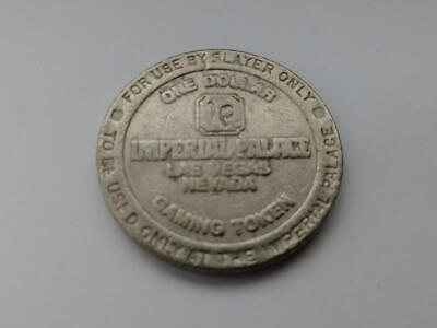 Casino Token Slot Coin Imperial Palace Las Vegas, Nevada Gaming