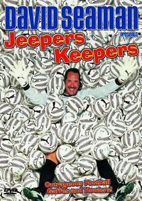 David Seaman: Jeepers Keepers [DVD], Acceptable, DVD, FREE & Fast Delivery