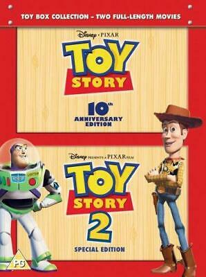 Toy Story (10th Anniversary Edition) / Toy Story 2 (Special Edition) [DVD], Good