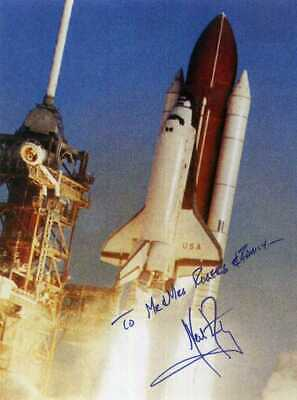 NEIL ARMSTRONG Signed Photograph - Apollo XI - First Man on Moon - preprint