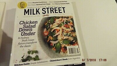 Christopher Kimball's Milk Street Magazine July 2019