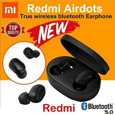 Xiaomi Redmi Airdots TWS Bluetooth 5.0 Earphones Earbuds Wireless Headphones HOT